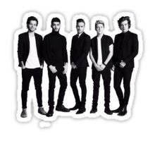 One Direction: Stickers | Redbubble