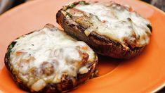 OMELETTE AUX CHAMPIGNONS SUR LE BBQ... besoin d'ajuster avec fromage végétale  pour être sans lactose