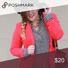 Spotted while shopping on Poshmark: Stripe Button Down Blouse! #poshmark #fashion #shopping #style #Old Navy #Tops