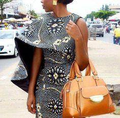 African Cape Shoulder