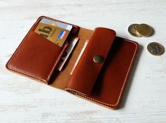 wallet women leather wallet Mens leather wallet Mens