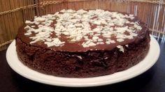 Torta+alla+banana+e+Nesquik