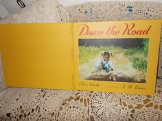 Down The Road To Freedom By Alice Schertle/ Not Included in Any Coupon Sale/New Listing S IOF by Daysgonebytreasures on Etsy