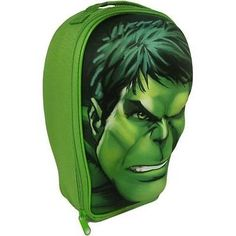 #Marvel #avengers: hulk 3d lunch #bag/box | age of ultron, View more on the LINK: http://www.zeppy.io/product/gb/2/291468675503/