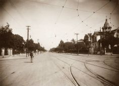 1919 - Avenida Paulista.