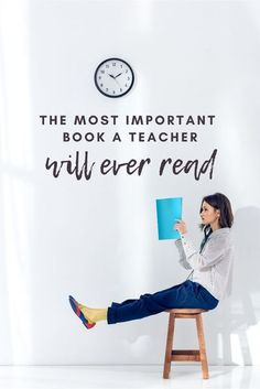Have you ever read this iconic teacher book? Read this blog post to find out why so many teachers think this is a must read! Teaching High Schools, Teaching Tips, Teaching Reading, Learning, First Year Teachers, New Teachers, English Teachers, English Classroom, Middle School Ela