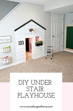 30 best under stairs playhouse images in 2015 under stairs rh pinterest com