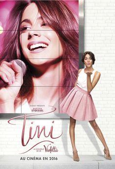 Martina Stoessel vai fazer um filme sobre ela chamado «Tini»
