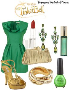 TinkerBell fashion.