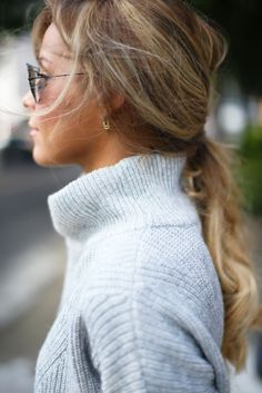 Happily Grey | DREW | Roll necks? Yes please! We hated them last year but now we want those necks well and truly covered // TREND ALERT