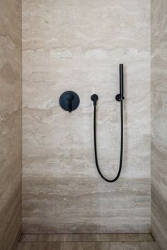 Tagged: Bath Room, Open Shower, and Stone Tile Wall. Photo 1 of 21 in BC House by Dieter Vander Velpen Bad Inspiration, Bathroom Inspiration, Interior Inspiration, Design Hotel, Home Design, Key Design, Urban Design, Design Ideas, Bathroom Interior Design