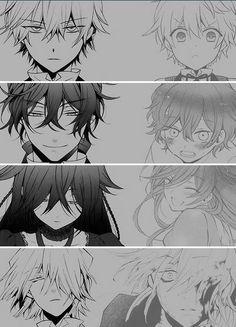 Oz, Gil, Alice, Break