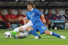 DFK Football Dream 11: Central Midfield, Andrea Pirlo