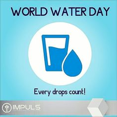 Why a WorldWaterDay?  World Water Day is an international observance and an opportunity to learn more about water related issues be inspired to tell others and take action to make a difference. World Water Day dates back to the 1992 United Nations Conference on Environment and Development where an international observance for water was recommended. The United Nations General Assembly responded by designating 22 March 1993 as the first World Water Day. It has been held annually since then. Each year UN-Water the entity that coordinates the UNs work on water and sanitation sets a theme for World Water Day corresponding to a current or future challenge. The engagement campaign is coordinated by one or several of the UN-Water Members with a related mandate.  Sumber : www.unwater.org  @Regrann from @lpm_impuls  #selamathariairsedunia  #wordwaterday #waterandjobs #veritasaequitas #salampersmahasiswa #Regrann Belitung, United Nations General Assembly, Water And Sanitation, World Water Day, First World, To Tell, Conference, Dates