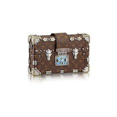 Womens Handbags & Bags : Louis Vuitton  Luxury Clutch Collection & More Details