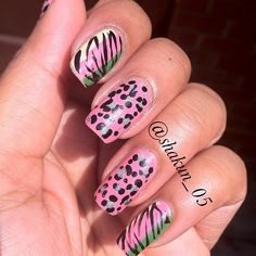 Instagram photo by shakun_05  #nail #nails #nailart