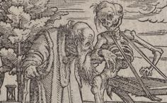 Medieval art lends its macabre sensibilities to this game about insane skeletons http://killscreendaily.com/articles/videogame-gets-its-art-style-15th-century-woodcuts/