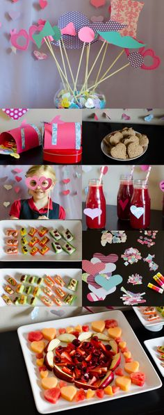 Planning a Fun + Easy Valentine's Day Party