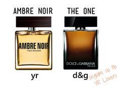 Somiglianze olfattive
