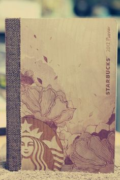 I painted on my 2012 Starbucks planner. Starbucks Planner, Planners, Fashion Art, Style Me, My Love, Artwork, Painting, Products, Work Of Art
