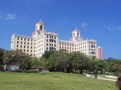 Havana, Cuba March 2008  The National Hotel.  El Hotel Nacional.