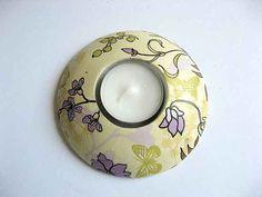 Tea Lights, Flora, Mandala, Tableware, Dinnerware, Tea Light Candles, Tablewares, Plants, Dishes