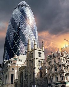 London: The Gherkin