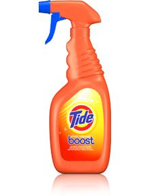 Tide Boost Pre-Treat Spray