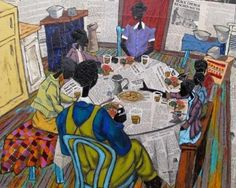 leroy campbell prints | ... Black Art Work and African American Fine Art Prints | Grandpas Art