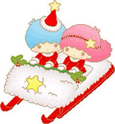 Little twin stars navidad Star Cloud, Little Twin Stars, Precious Moments, Pretty Pictures, Hello Kitty, Stationery, Snoopy, Kawaii, Make It Yourself