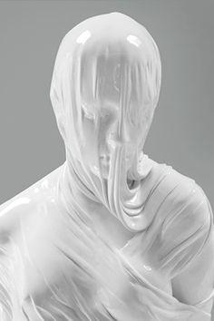 Вуали в скульптуре. Было несколько скульпторов, которые настолько мастерски передавали впечатление тончайшей ткани, что поражаешься- как это сделано? Техника вуалей в скульптуре известна еще со времен Древней Греции: Terracotta head of a veiled woman 2nd–1st century B.C. Culture: Greek, Cypriot…