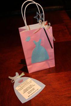 Cinderella Birthday Party Pack