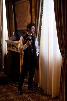 Dominic Cooper as Henry Sturges in Abraham Lincoln Vampire Hunter
