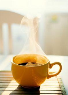 Good morning everyone, #coffee