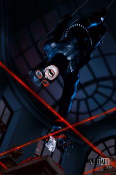 Catwoman by AJ Marti