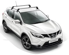Nissan Qashqai 2014 Steel Roof Bars Load Carrier New + Genuine Nissan Qashqai, Steel Roofing, Metal Roof, Aluminium Roof, Accessories, Roofing Materials, Check, Cars, Nice