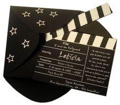 faire part original texte pour mariage theme cinema - Faire Part Mariage Theme Cinema