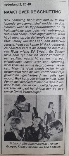 Naakt over de Schutting (op televisie in 1979)