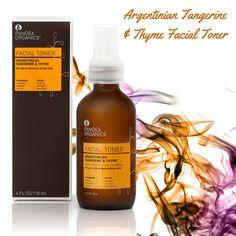 Tangerine Facial Toner