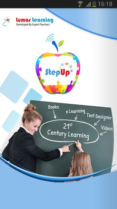Lumos StepUp™ is an educational app that helps students learn and master grade-level skills in Math and English Language Arts. List of features include,  * Learn Anywhere, Anytime! * Learn about all the Common Core State Standards. * Grades 3 - 8 Mathematics and English Language Arts. * Get instant access to the Common Core State Standards * One full-length sample practice test in all Grades and Subjects.