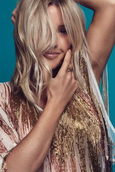 Ellie Goulding, DELIRIUM - her latest, and I'm in love