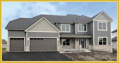 New Home: The Graham, Move-In Ready at Highland Woods!   Crown Highland WoodsCrown Highland Woods