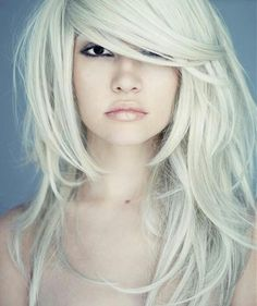 ash blonde - highlight colour