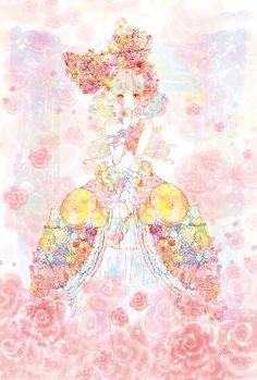 メルヘン&ファンタジックな世界観で乙女を描く、やのぽろんの作品に心ときめく*|MERY [メリー]
