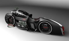 Futuristic Vehicles by Mikhail Smolyanov » Design You Trust – Design Blog and Community