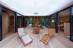 Louis Vuitton realises unbuilt Charlotte Perriand beach house in Miami