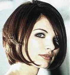 Oblong Face Shape Hairstyles: A Gorgeous Bob for a Long Face