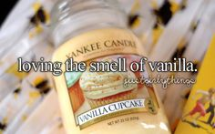 justgirlythings my bio teacher has this fabulous vanilla candle she has for whenever we have smelly labs... Mmmmmm.