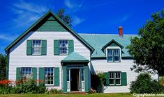 Bucket List Item: Green Gables, the house that inspired the novels really brings the stories to life. I want to see it in person. Places To Travel, Places To Visit, Famous Bridges, Prince Edward Island, Anne Of Green Gables, Beautiful Islands, My Dream, National Parks, To Go