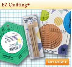 EZ Quilting tools & rulers How to Use Them Tutorials.  Great tuts & links.